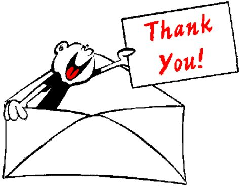 Entrust Your Thank-You Letter Writing to Our - 1wscom